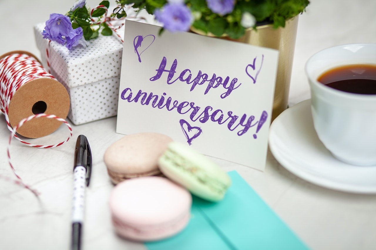Anniversary Gift Ideas For You And Your Partner